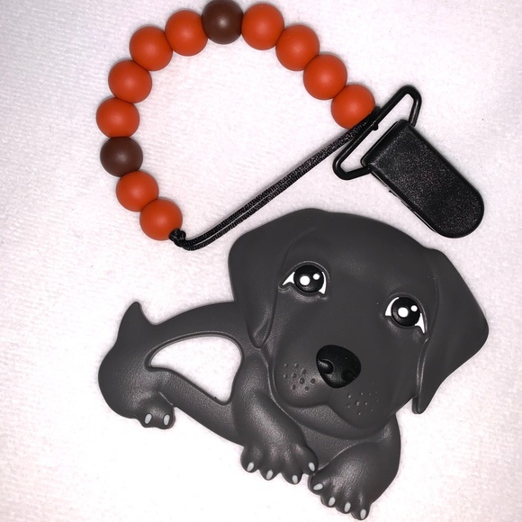 Teether & Clip *NEW*